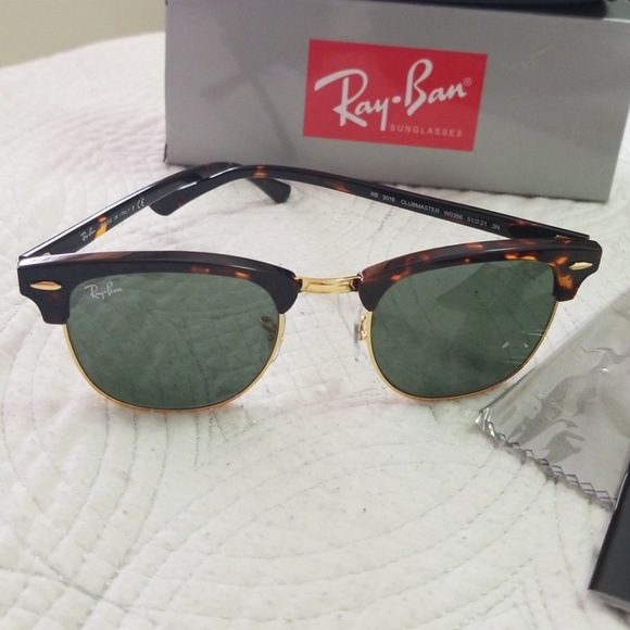 Ray-Ban Accessories   Ray Ban Clubmaster G15 Lens 3016   Poshmark 051b07fc31
